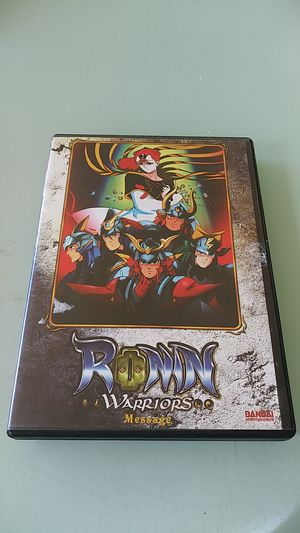 Ronin Warriors DVD for Sale in Industry, CA