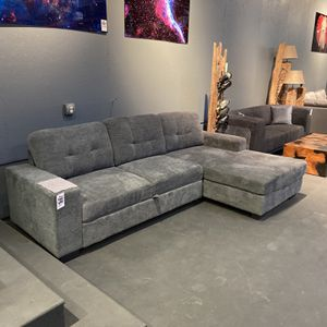 New & In Stock! Sleeper Sofa Only $799! Available In Light Grey & Dark Grey for Sale in Vancouver, WA
