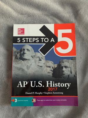 5 Steps to a 5 - AP US History for Sale in Tamarac, FL
