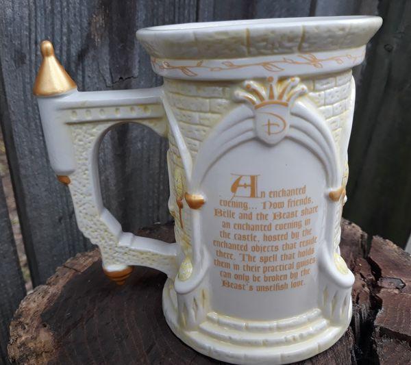 Disney's Beauty & The Beast mug
