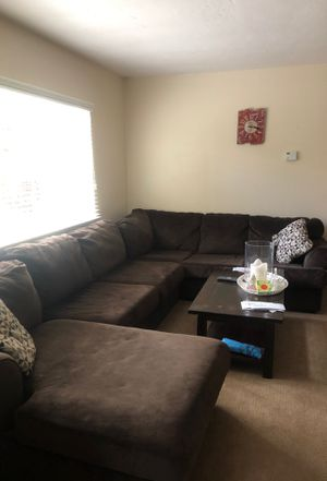 Large sectional couch for Sale in San Rafael, CA