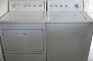 Model Kenmore washer and dryer for Sale in Dallas, TX