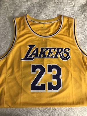 Lebron James Jersey (New) for Sale in Seattle, WA