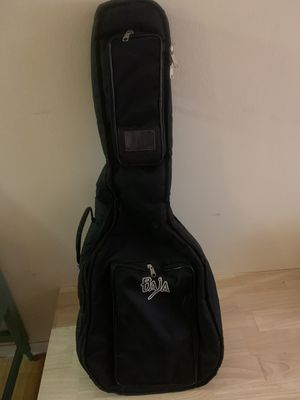 Acoustic Guitar Soft Case for Sale in Chicago, IL