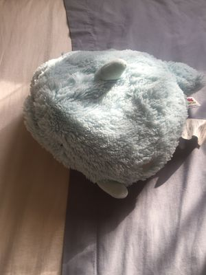 Vintage Dolphin Pillow Pet (small) for Sale in Pomona, CA