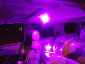 Purple led for Sale in Rogers, AR