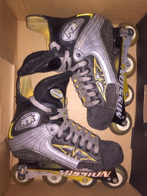 Mission Vibe 2 inline skates 9D for Sale in New York, NY