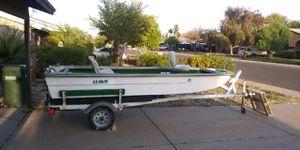 1976 14' terry Boat w/ Trailer for Sale in Scottsdale, AZ