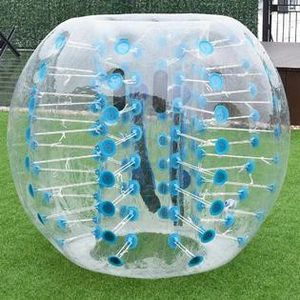 OP3337WB 1.5M Dia 5' Pvc Inflatable Bumper Ball -Sky Blue for Sale in Santa Ana, CA