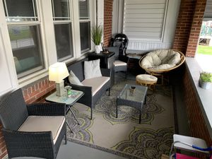 Patio and porch furniture for Sale in Boston, PA