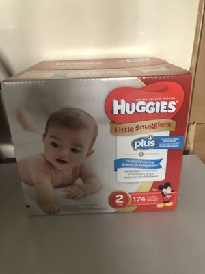 Huggies size2 for Sale in Maple Valley, WA