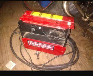 Craftsman 120v mig welder for Sale in Mesa, AZ