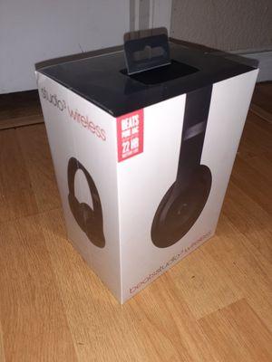 Dre beats studio 3 wireless headphones for Sale in Pico Rivera, CA