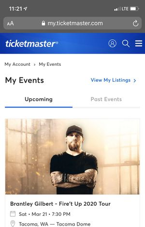 Legit Concert tickets NOT A SCAM for Sale in Port Orchard, WA