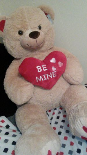 Big teddy bear for Sale in Pasadena, TX