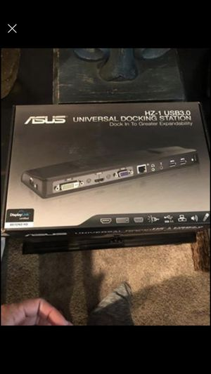 ASUS Docking Station for Sale in Fresno, CA