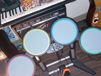 Drum set And Games for Sale in Tacoma,  WA