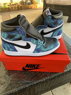 Jordan 1 Tie Dye for Sale in Rancho Cucamonga, CA