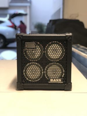 Roland Bass MicroCube RX Portable Amp for Sale in Los Angeles, CA