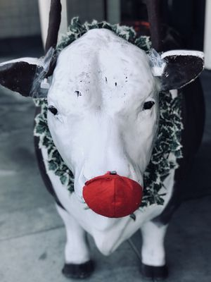 Happy holidays....from Betsy the ole 2 ton heifer for Sale in Huntington Beach, CA
