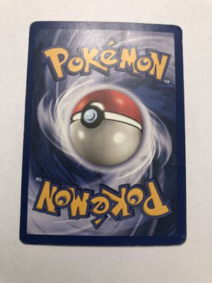 ISO Old Pokemon Cards (Before 2004) for Sale in Simpsonville, SC