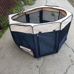 Portable Dog Kennel for Sale in Oakland, CA