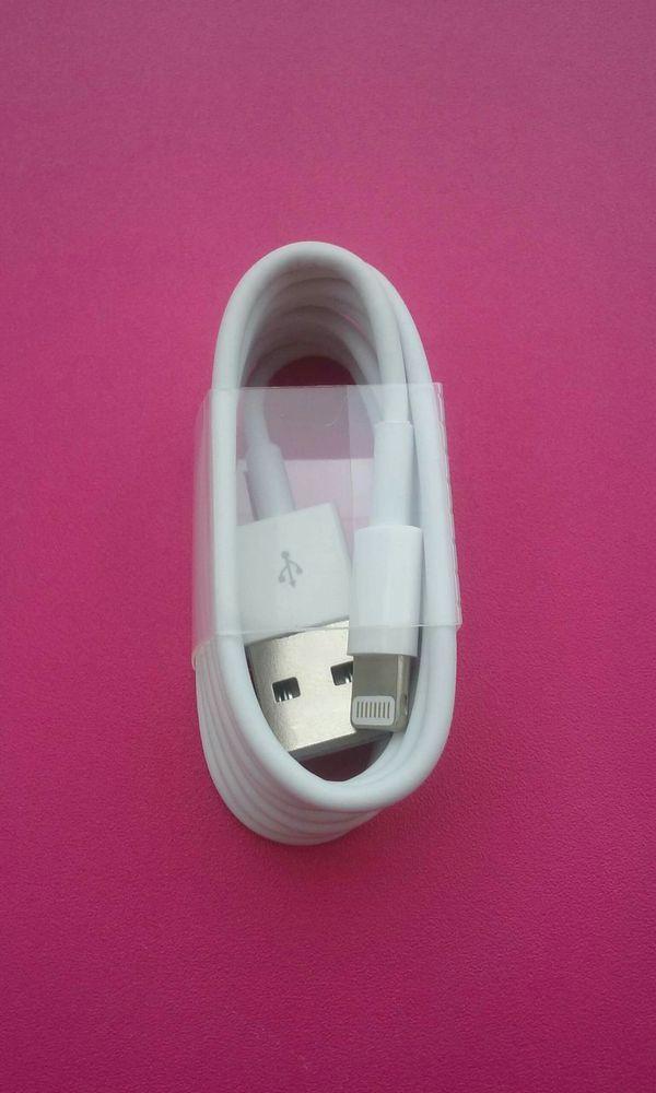 (1m) Apple IPhone Lightning Usb Cable