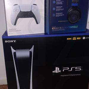 Playstation 5 Bundle for Sale in Arlington, VA