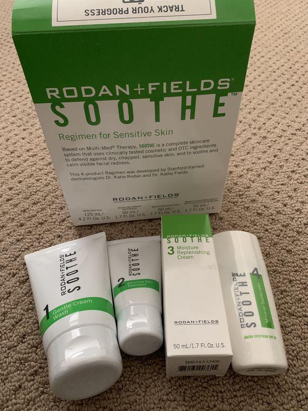 Rodan&Fields Soothe regimen