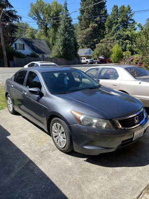 2010 Honda accord for Sale in Seattle, WA