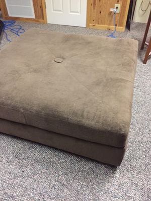 Large Ottoman for Sale in Pine River, MN