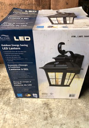Led lantern for Sale in Ceres, CA