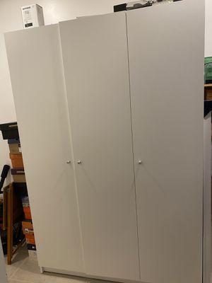 IKEA KLEPPSTAD 3 Door Wardrobe for Sale in Manassas, VA
