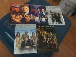 Las Vegas (tv series) Dvd boxset for Sale in Bradenton, FL