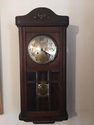 Antique Wall Clock for Sale in Boca Raton, FL