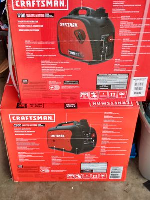 Craftsman generators for Sale in Glenarden, MD