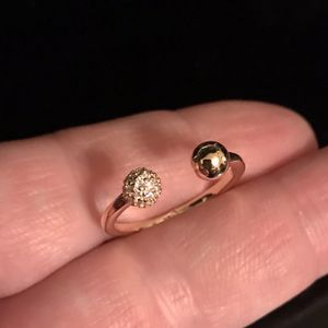 Pandora rose gold ring for Sale in Charles Town, WV