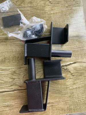 Barbell holder for racks for Sale in Tulare, CA