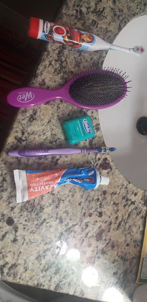 Kids toothbrush and nitelight for Sale in Land O' Lakes, FL