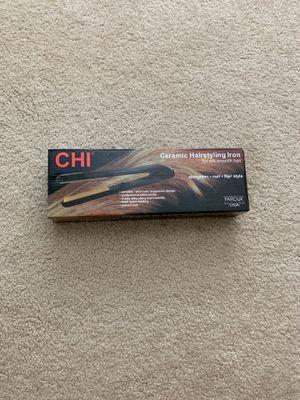 Chi Hair Straightener Iron for Sale in Manteca, CA