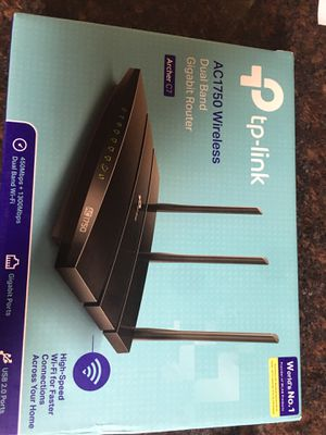 Dual band router for Sale in Imperial Beach, CA