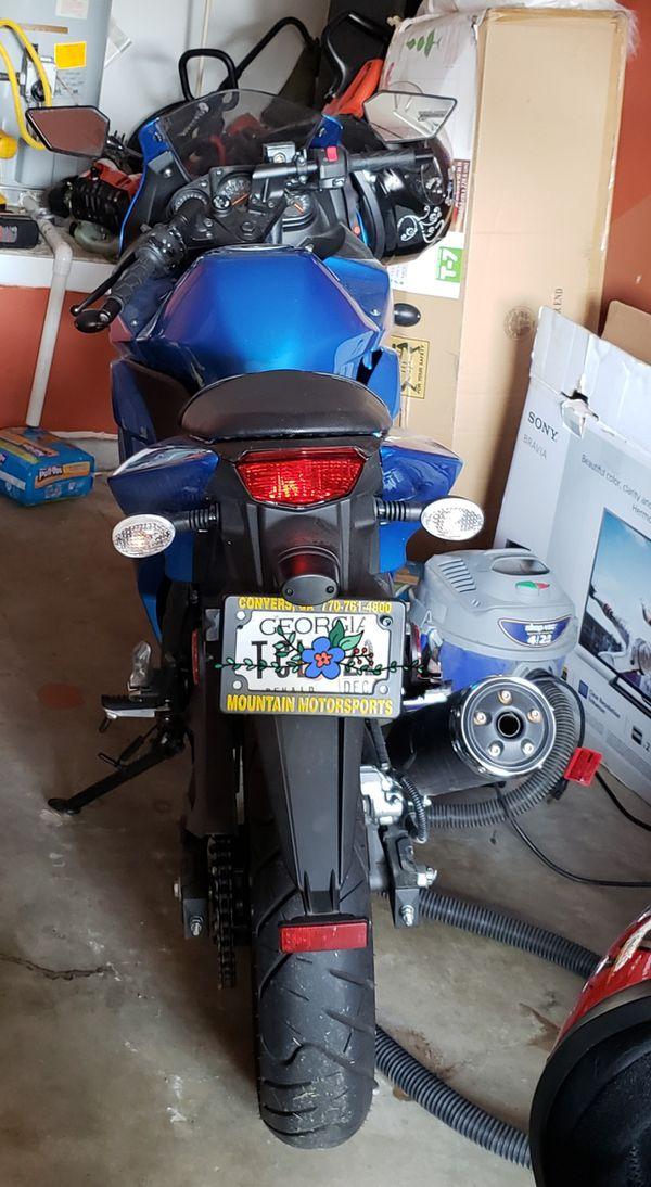 Ninja Kawasaki 2010