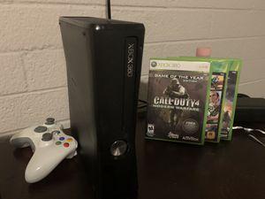 Xbox 360 Slim for Sale in Tempe, AZ