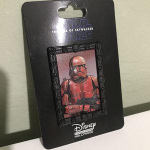 Sith Trooper - Disney Star Wars DSSH - Enamel Pin - LE 400 - Rise Of Skywalker for Sale in Fairfield, CA