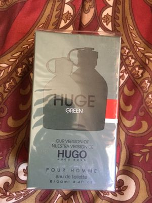 Huge Green Cologne for Men for Sale in San Diego, CA