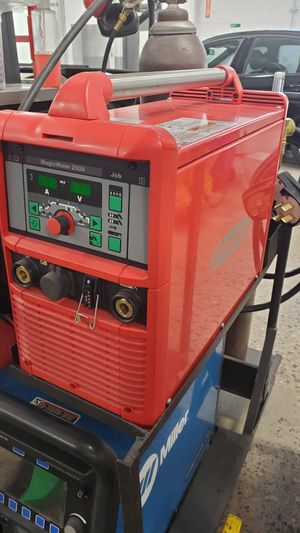 Fronius MagicWave2500 Tig Welder for Sale in Sellersville, PA
