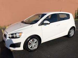 2012 Chevy Sonic LS for Sale in Chicago, IL