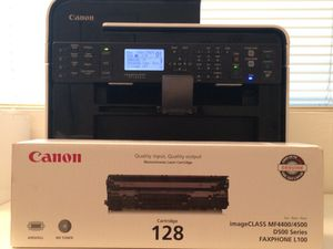 Canon printer for Sale in Rockville, MD