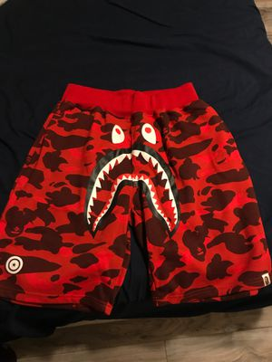 Bape shorts for Sale in TEMPLE TERR, FL
