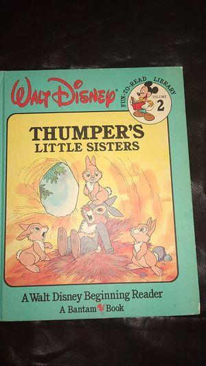 Disney Classic Beginning reader for Sale in KINGSVL NAVAL, TX